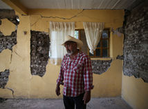 Mexiko, zemetrasenie