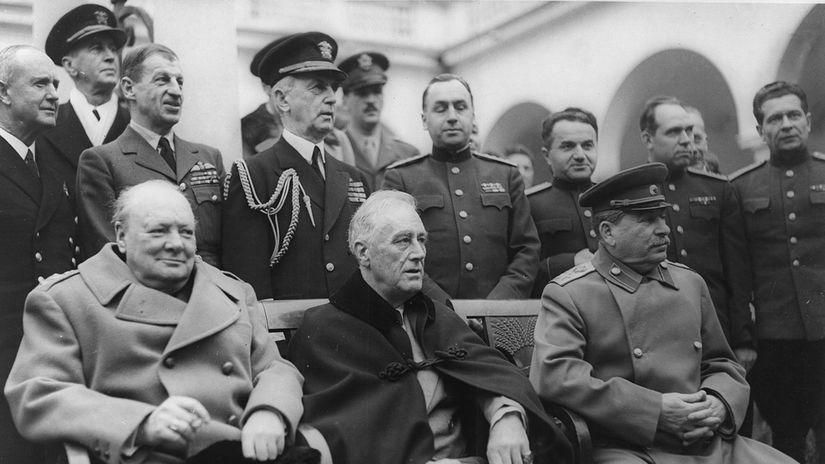 Jaltská konferencia