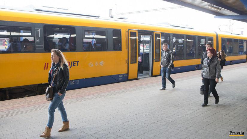 regiojet zeleznicna doprava
