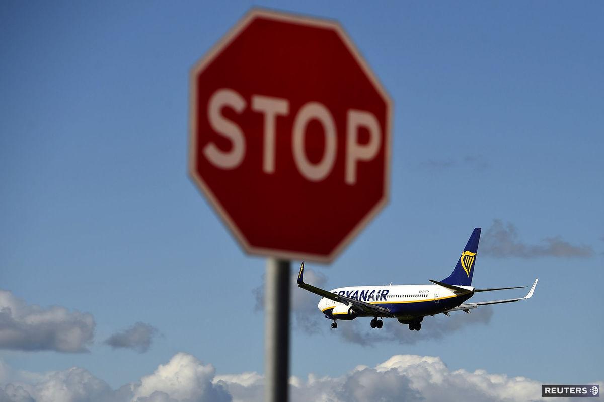 97e0207243ac2 Ryanair nahneval britské úrady. Odškodnenie môžu žiadať aj Slováci ...