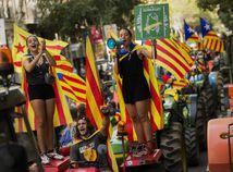 barcelona referendum katalansko