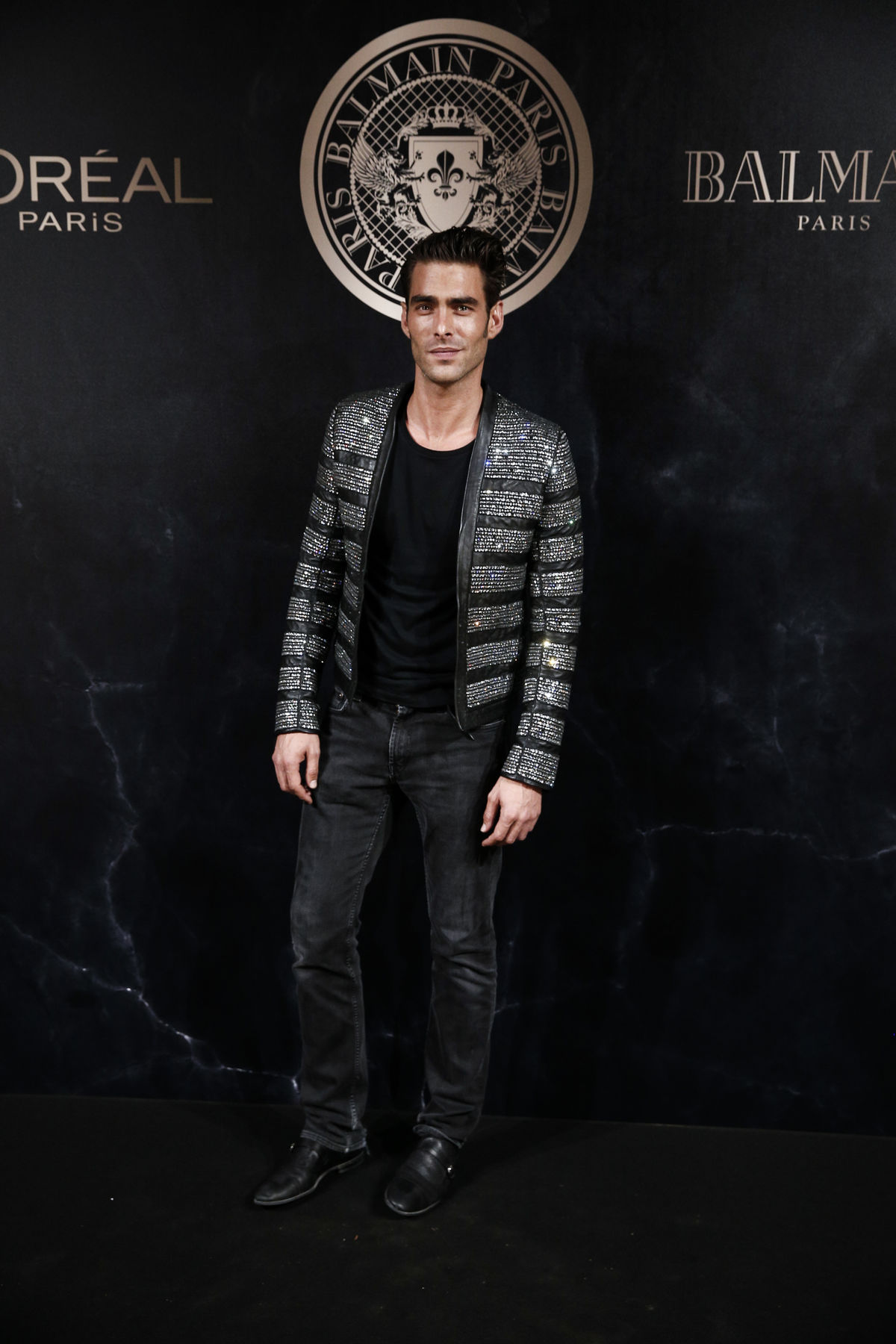 Model Jon Kortajarena.