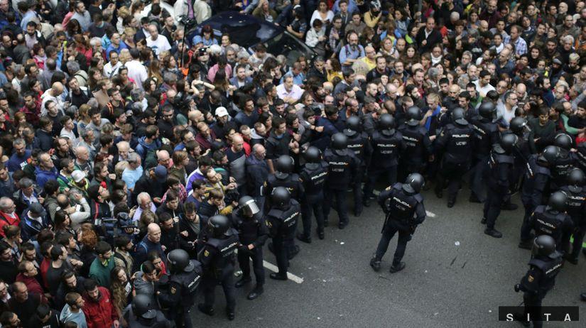 katalánsko, referendum