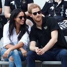 Princ Harry a jeho priateľka Meghan Markle
