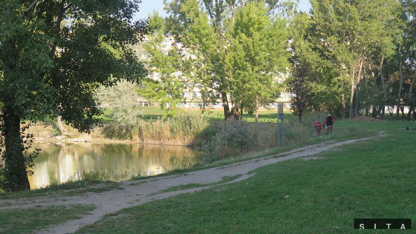 BRATISLAVA: Revitalizácia jazera Rohlík