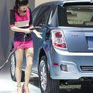 Čína - elektromobily