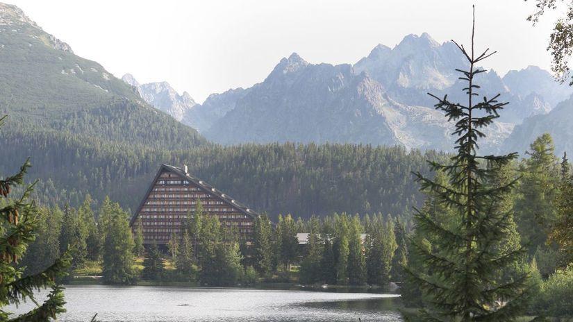 Vysoké Tatry, turistika, cestovný ruch,...