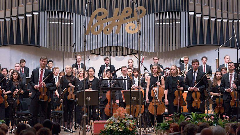 Junge Deutsche Philharmonie BHS