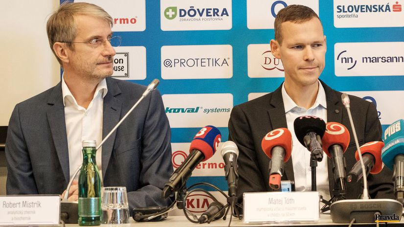 Robert Mistrík, Matej Tóth