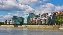 Bratislava, Dunaj, Riverpark
