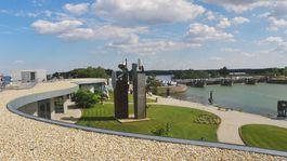 Danubiana, Dunaj