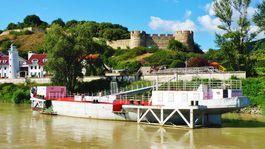 Devín, hrad, Dunaj,