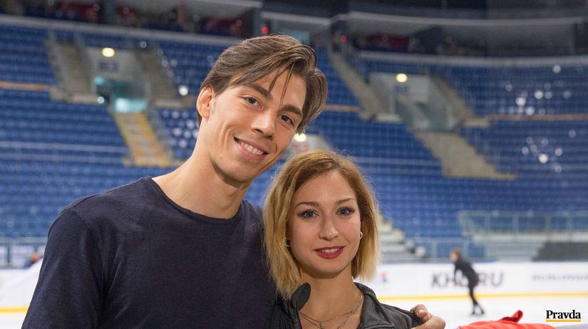 Lucie Myslivečková, Lukáš Csölley