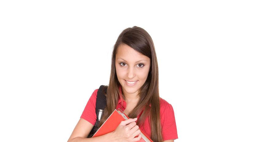 študentka