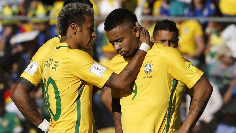 Brazília Neymar