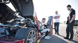 Koenigsegg Agera - rekord