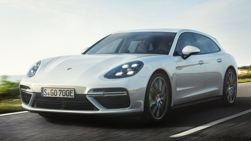 Porsche Panamera Turbo S E-Hybrid Sport Turismo...