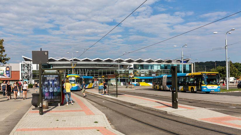 vlaková stanica, Košice
