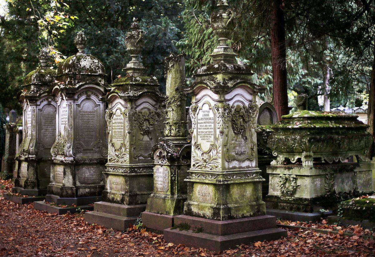 cintorín, hroby