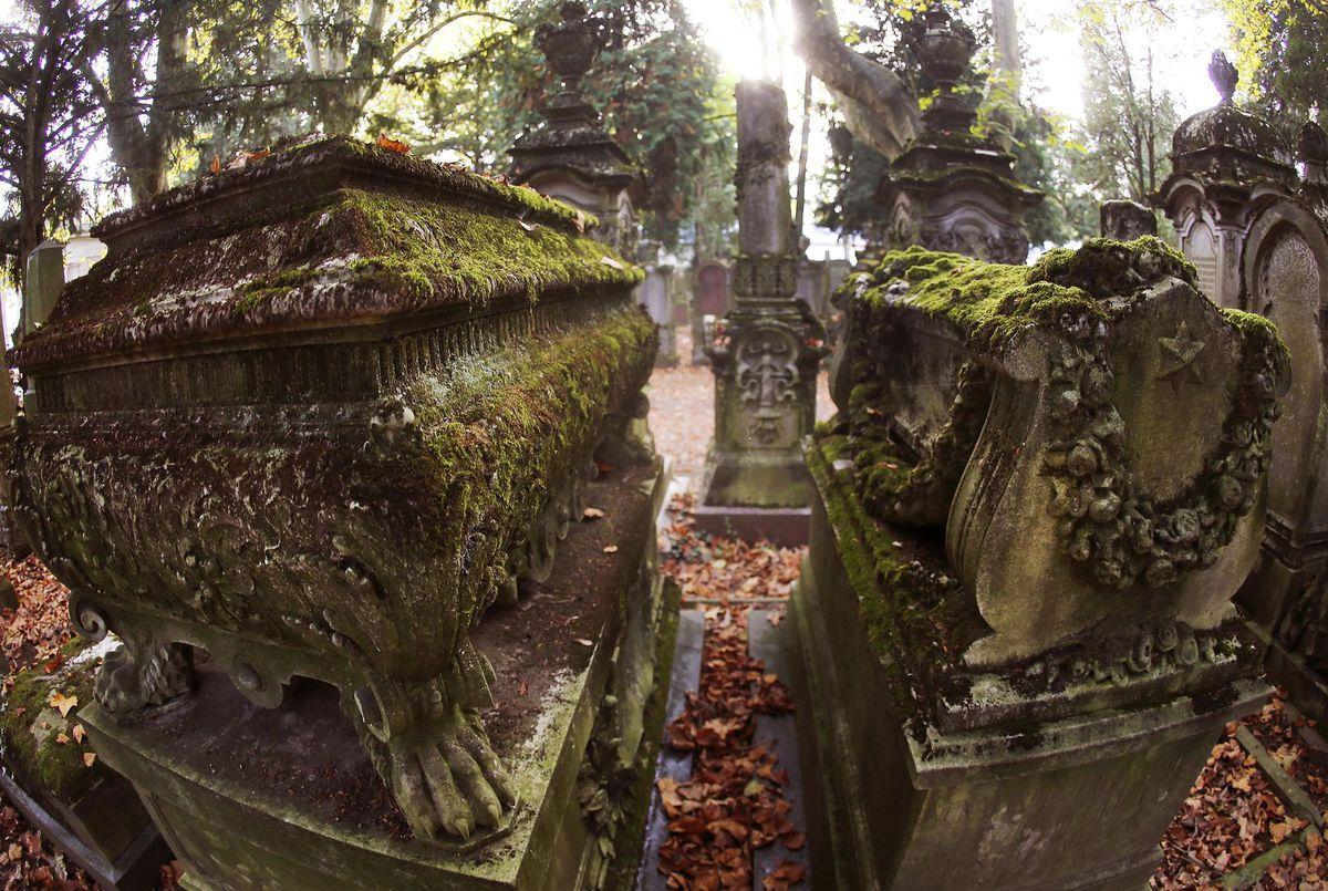 cintorín, hroby, náhrobky, židovský