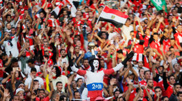 Egypt, fanúšikovia