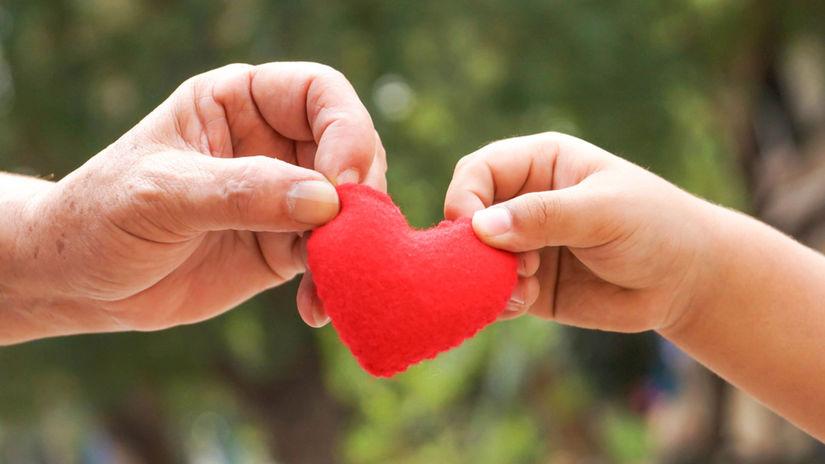 srdce, láska, ruky