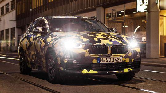 BMW X2: Nové SAV sa predviedlo v Miláne. V digitálom outfite