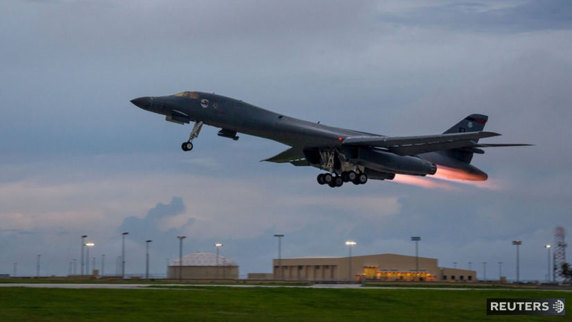 bombarder, b1-b