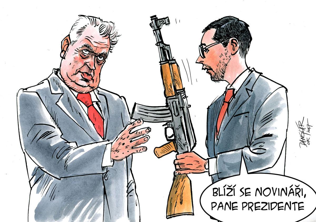 Karikatúra 12.10.2017