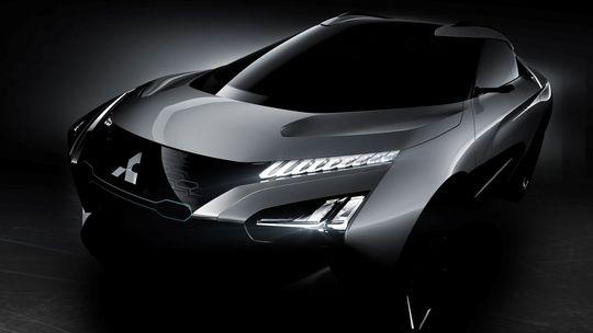 Mitsubishi e-Evolution: Koncept pre Tokio bude elektrické SUV
