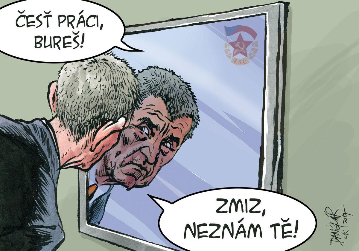 Karikatúra 13.10.2017