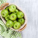 jablká, jeseň, ovocie