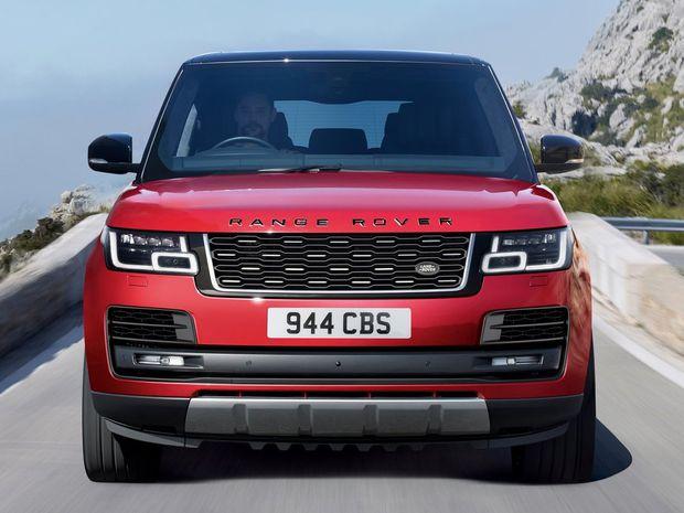 Land Rover Range Rover - 2017
