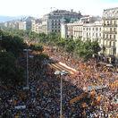 Barcelona demonštrácie 2010