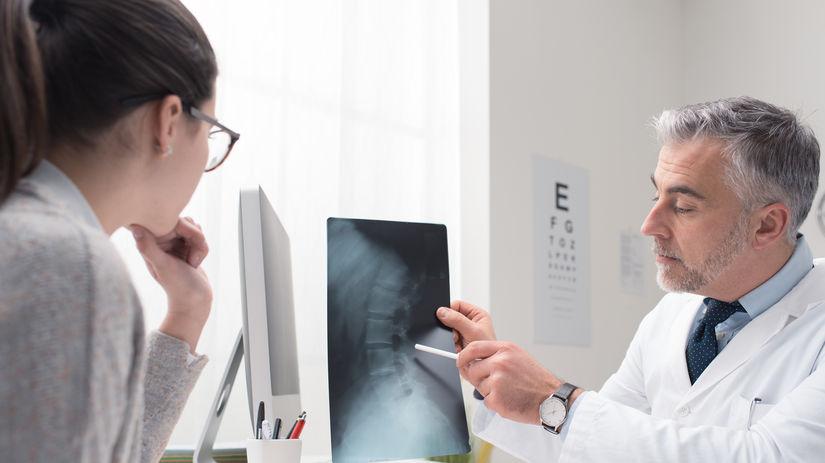 lekár, rentgen, ordinácia, doktor