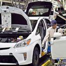 Toyota - produkcia