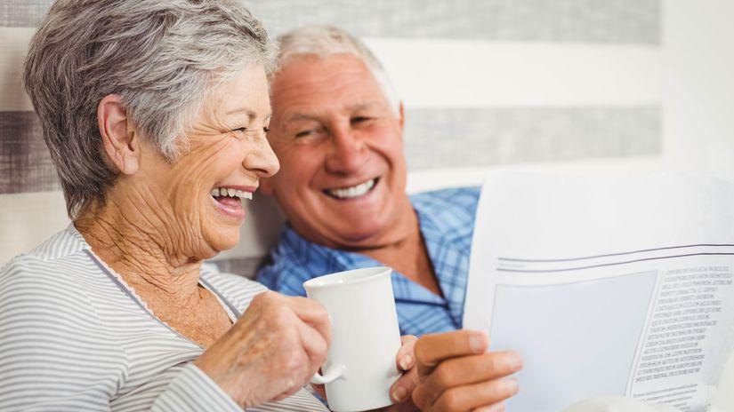 dôchodca, dôchodok, senior