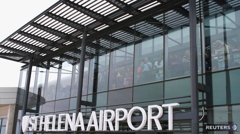 letisko Svätá Helena