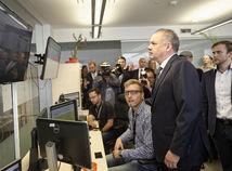 Andrej Kiska, prezident, IT, T-Systems Slovakia