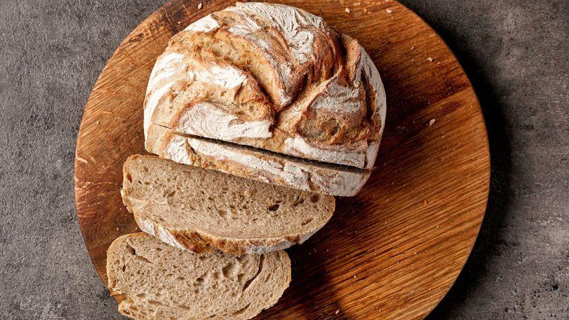 chlieb, kvások