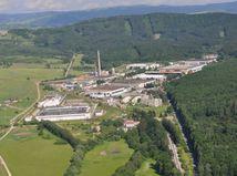 Detva, fabrika