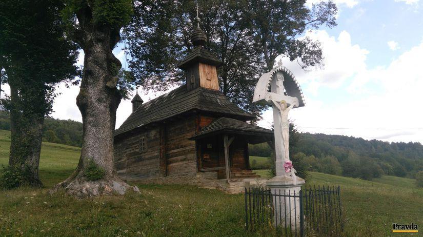 drevený kostolík , Jalová