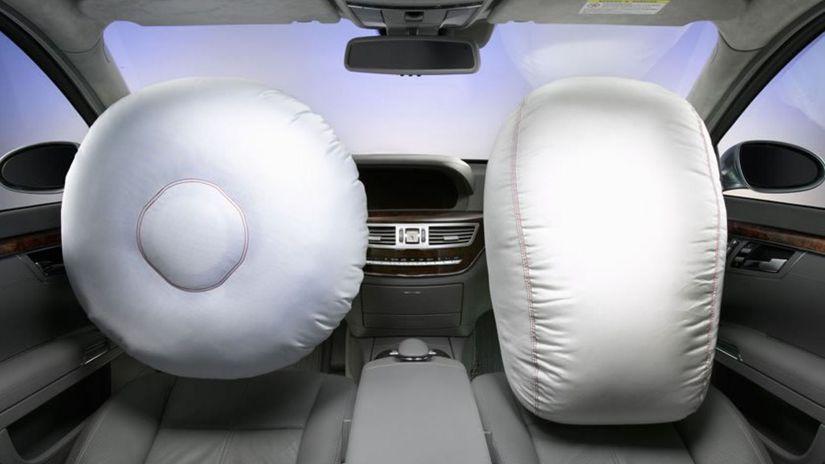 Mercedes-Benz - airbagy