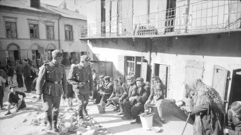 nemeckí vojaci, druha svetova vojna, Lublin