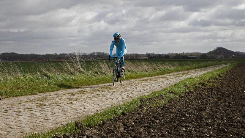 Paríž-Roubaix, ilustračná