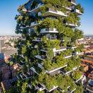 bosco verticale, ekológia, zelený dom