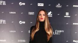 Bývalá Miss Slovensko Veronika Vágner Husárová.