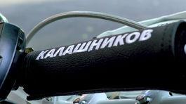 Iž Kalašnikov - elektrické enduro