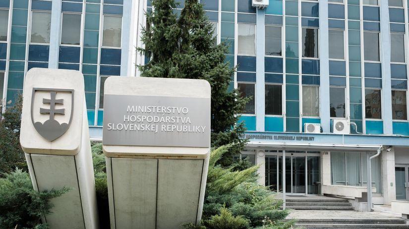ministerstvo hospodarstva slovenskej republiky