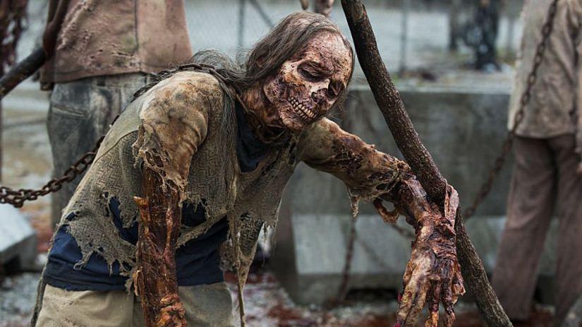 the walking dead, zombie, živí mŕtvi,